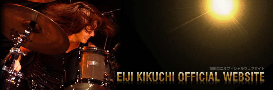EIJI KIKUCHI  official website